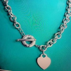 Tiffany Toggle Necklace